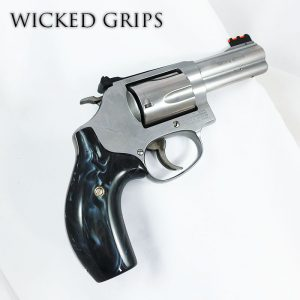 WICKED GRIPS DOUBLE J FRAME REVOLVER HOLSTER - Wicked Grips | Custom