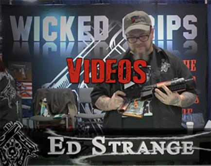 Wicked Grips | Custom Handgun Pistol Grips