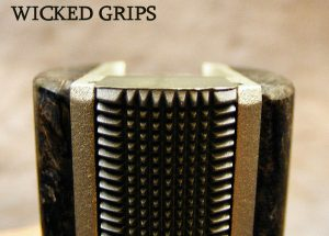 Pistol Grip Fit from Wicked Grips