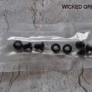 Wicked Grips BLUED Thin Screws