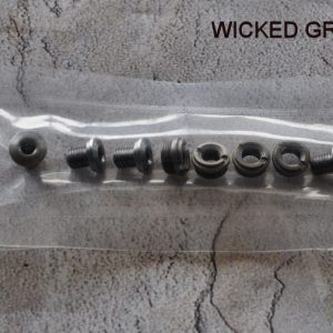 Wicked Grips Thin/Thin Stainless