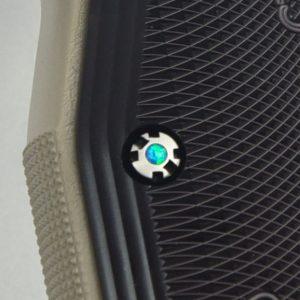 CZ-75 Gemstone Grip Screws
