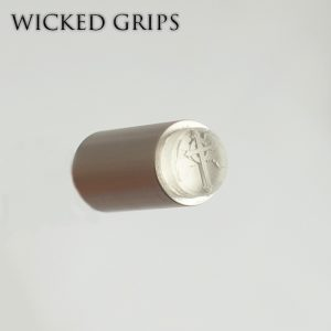 wicked-grips-1911-spring-plug-aluminum-crystal-gothic-cross