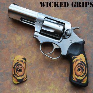 RUGER SP101 CUSTOM GRIPS - Wicked Grips | Custom Handgun