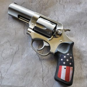 RUGER SP101 CUSTOM GRIPS