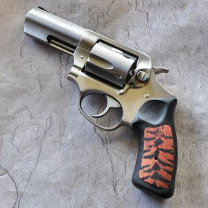 RUGER SP101 CUSTOM GRIPS - Wicked Grips | Custom Handgun