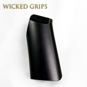 CUSTOM AR-15 PISTOL GRIP SMOOTH BLACK