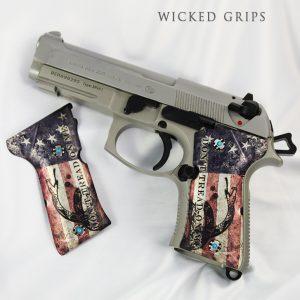 Beretta 92 Compact Grips