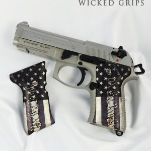 BERETTA 92 COMPACT GRIPS WE THE PEOPLE