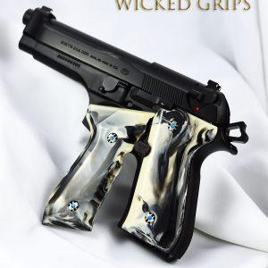 Beretta 92FS - Wicked Grips | Custom Handgun Pistol Grips