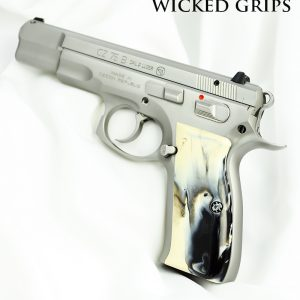 CZ75 - Wicked Grips | Custom Handgun Pistol Grips