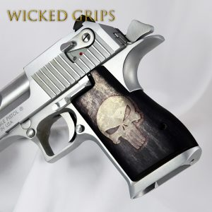 Desert Eagle Grips - Wicked Grips | Custom Handgun Pistol Grips