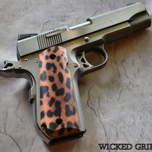 1911 BOBTAIL / SUPER CARRY ALUMINUM CHEETAH