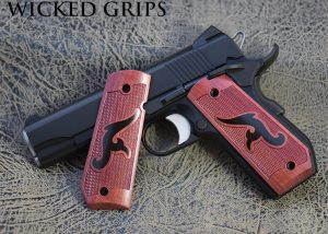 What 1911 grips fit my pistol?
