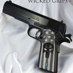 1911 GRIPS ARTIST SERIES AMERICAN PUNISHER