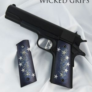 1911 PISTOL GRIPS THIN WE THE PEOPLE VER 3