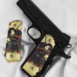 1911 BOBTAIL GRIPS SAMURAI