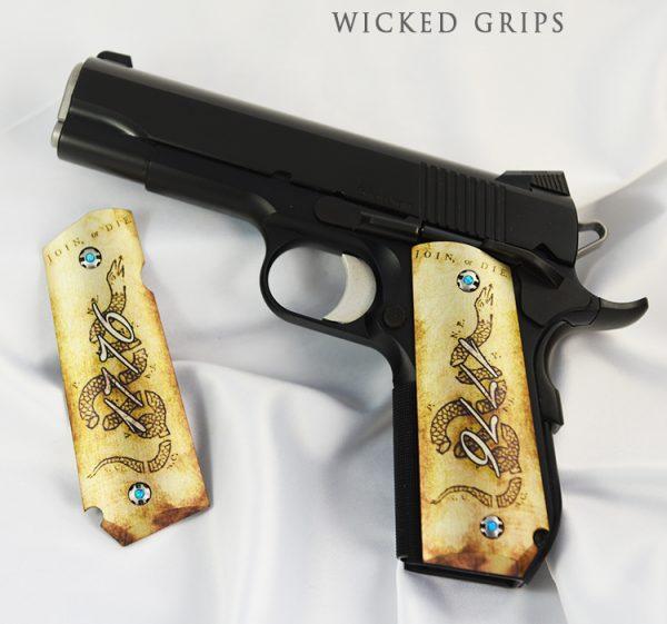 1911 BOBTAIL GRIPS 1776