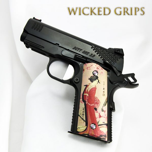 1911 COMPACT OFFICERS MODEL GEISHA