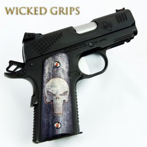 1911 COMPACT OFFICERS MODEL FULL METAL PUNISHER
