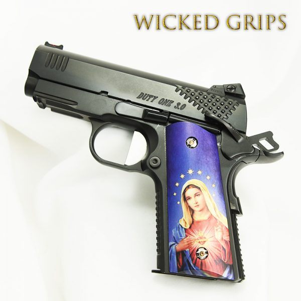 1911 COMPACT OFFICERS MODEL MARY V3