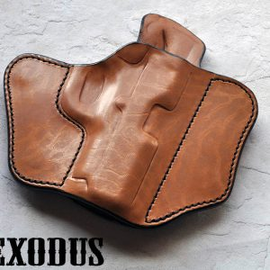 EXODUS ILLUSION OFFICERS HIGH GRAIN NATURAL HORSE