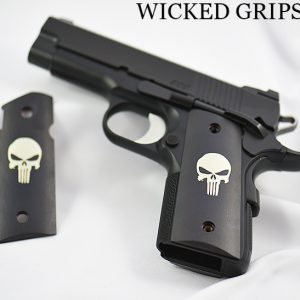 1911 OFFICERS SLIM GRIPS PUNISHER