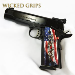 Para Ordnance P14 Double Stack Grips