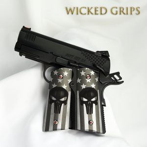 1911 Officer model compact ART Grips