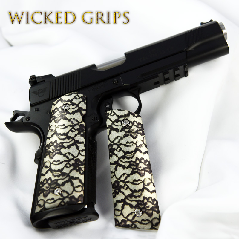 custom-1911-grips-black-lace-version-2