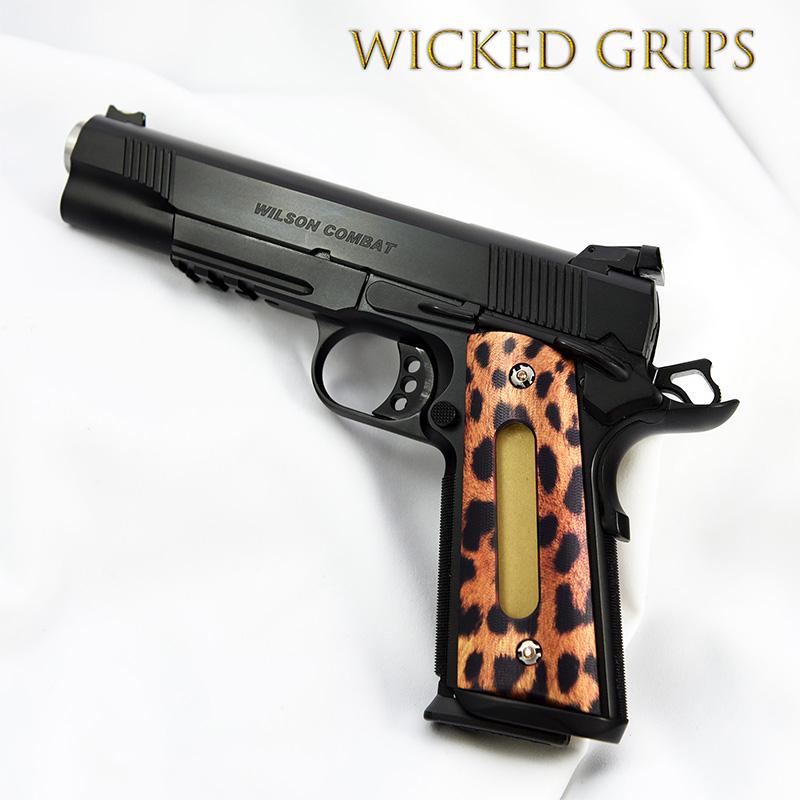 custom-1911-grips-double-windowed-cheetah