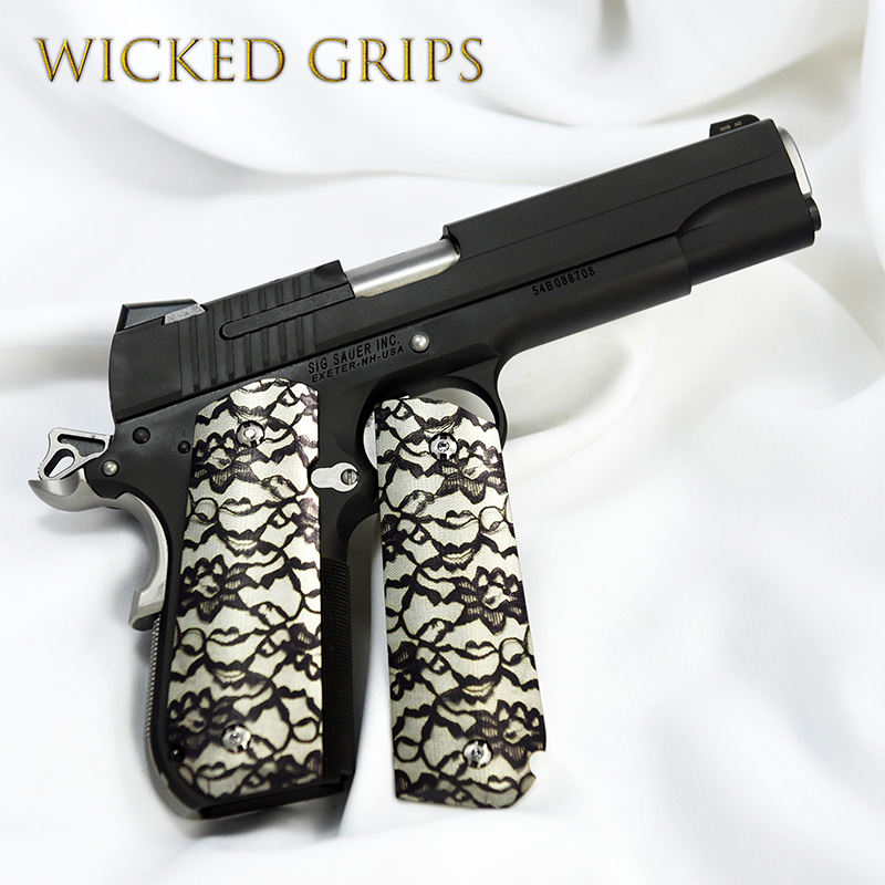 sig-sauer-1911-fastback-grips-black-lace-2