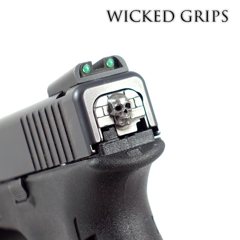 Parts for Glock Pistols - Wicked Grips | Custom Handgun