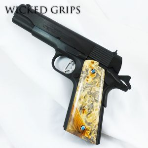 1911 Wood Grips