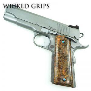 1911 - Wicked Grips | Custom Handgun Pistol Grips