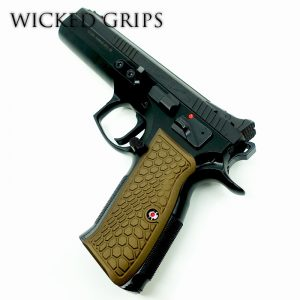 CZ75 Tactical Grips
