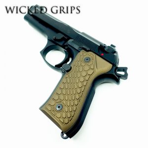 Beretta 92FS Tactical Grips