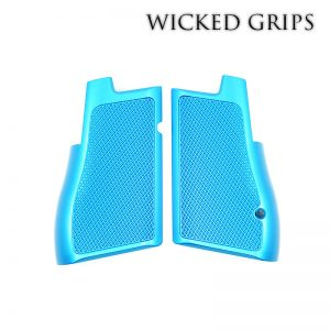 CUSTOM DESERT EAGLE GRIPS COLOR CHECKERED