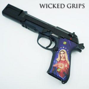 Beretta 92FS Grips