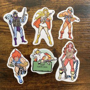 Sticker Pack #5